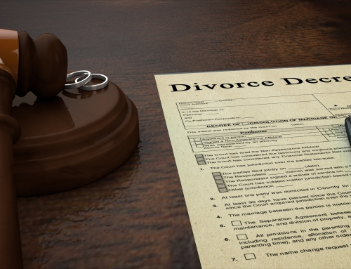 How to Collect Divorce Judgment in California